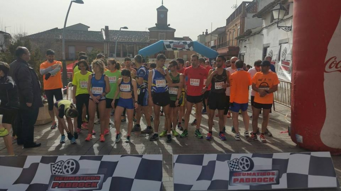 XII CROSS DE SAN BLASILLO 2019