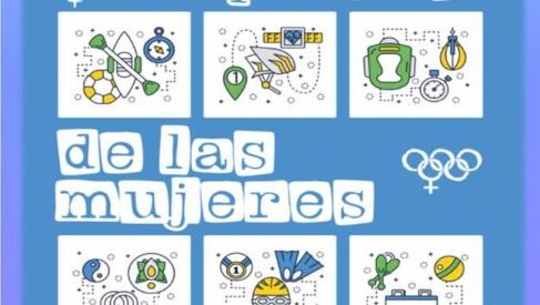 """""""Las olimpiadas de las mujeres"""". Teatro familiar sobre igualdad. Domingo 2 de Junio"""