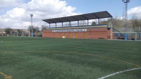 Jornada fútbol CDM Ajalvir 17, 18 y 19 de Mayo