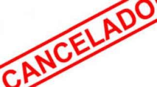 Las actividades de este fin de semana quedan canceladas por inclemencias meteorológicas