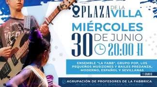 FESTIVAL DE MUSICA Y DANZA