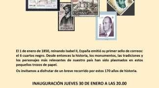 Exposición - El sello en España