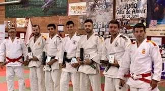 Gran exito organizativo y de convocatoria en el XXI Festival de Judo Villa de Ajalvir