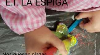 E.I La Espiga - Plazas Libres de Bebes