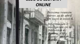 CLUB DE LECTURA ON LINE MES DE ABRIL