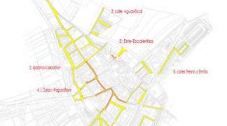 El Pleno aprueba la inversión de 719.204 euros en asfaltado, acerado y señalización de calles