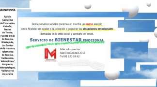 SERVICIO DE BIENSTAR EMOCIONAL