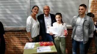 Brillante cierre del Día del Libro de Ajalvir con el concurso de relatos del AMPA