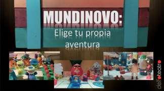 "MUNDINOVO: ""elige tu propia aventura""."