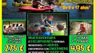 Campamento de Verano en Ávila para jóvenes de 8 a 17 años. Reunión informativa el Viernes 10 de Mayo