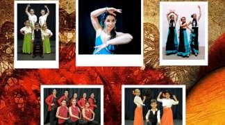 Festival fin de curso de la Escuela de Danza de la Casa de la Cultura. 15-6-19