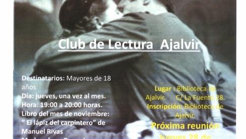 CLUB DE LECTURA DE AJALVIR