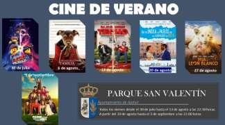 """Cine de Verano en Ajalvir """"Cine con las estrellas"""""""