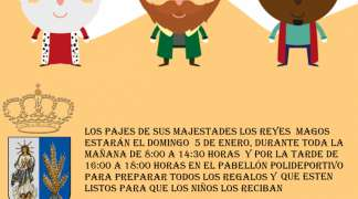 PAJES REALES