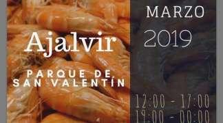Feria del Marisco en Ajalvir, del 14 al 17 de Marzo