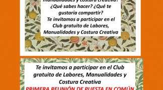 CLUB LABORES CREATIVAS 2019-2020