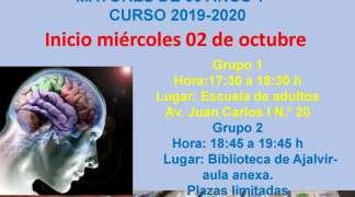 MEMORIA -ATENCIÓN NUEVO  2019-2020